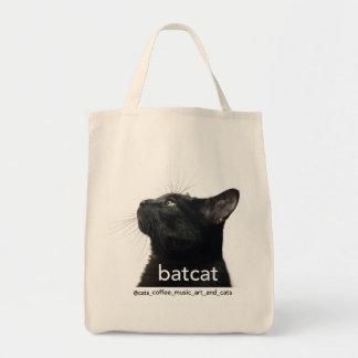 Batcat: Tote bag