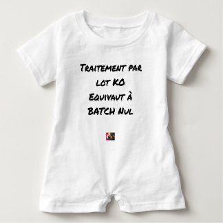 BATCH PROCESSING KB IS EQUIVALENT TO NULL BATCH BABY ROMPER