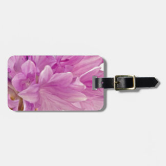Batchelor Button Luggage Tag