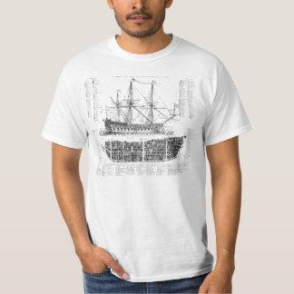 Bateau vintage t-shirt