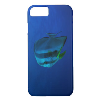 Batfish on the Great Barrier Reef iPhone 7 Case