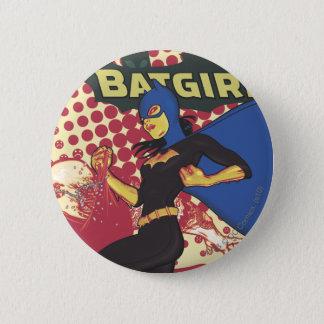 Batgirl 2 Inch Round Button