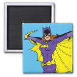 Batgirl Refrigerator Magnet