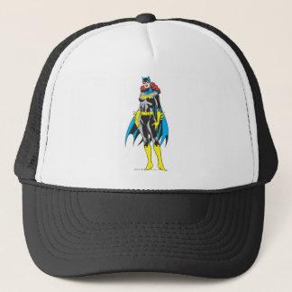 Batgirl Stands Trucker Hat