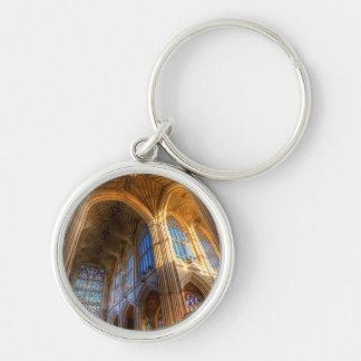 Bath Abbey Architecture Keychain
