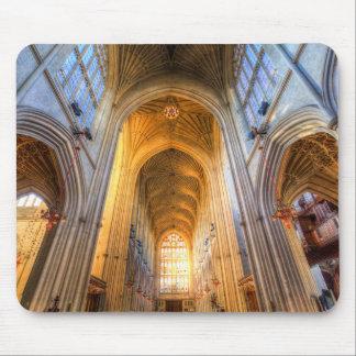 Bath Abbey Architecture Mouse Pad