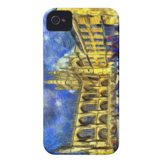 Bath Abbey Art iPhone 4 Cases