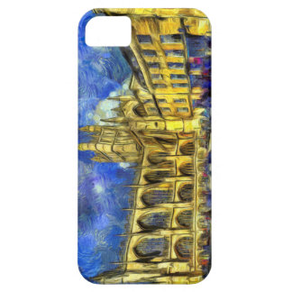 Bath Abbey Art iPhone 5 Cases