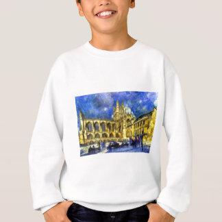 Bath Abbey Art Sweatshirt