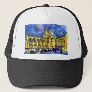 Bath Abbey Art Trucker Hat