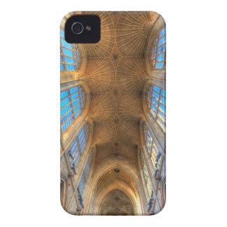 Bath Abbey Ceiling iPhone 4 Case-Mate Case