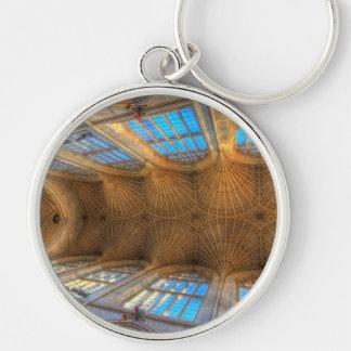 Bath Abbey Ceiling Keychain