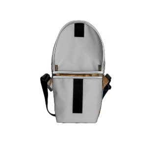 Bath Abbey Courier Bag