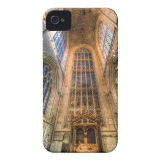 Bath Abbey iPhone 4 Case-Mate Cases