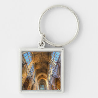 Bath Abbey Keychain