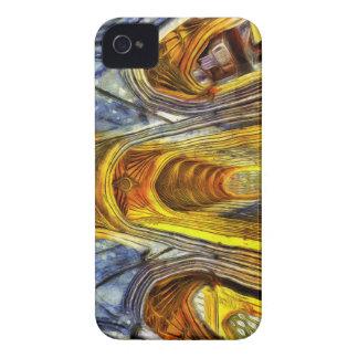 Bath Abbey Van Gogh iPhone 4 Case