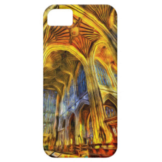 Bath Abbey Vincent Van Gogh iPhone 5 Case