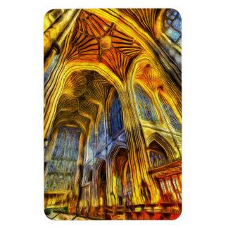 Bath Abbey Vincent Van Gogh Magnet