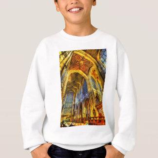 Bath Abbey Vincent Van Gogh Sweatshirt