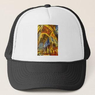 Bath Abbey Vincent Van Gogh Trucker Hat