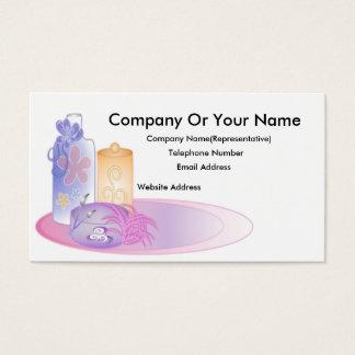 Bath & Beauty #3 Business Card