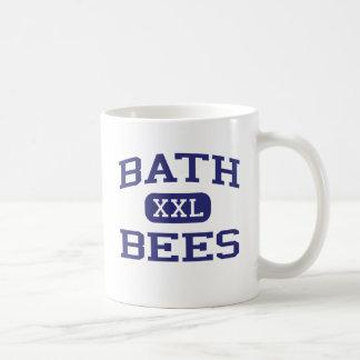Bath - Bees - Junior High School - Bath Michigan Mug