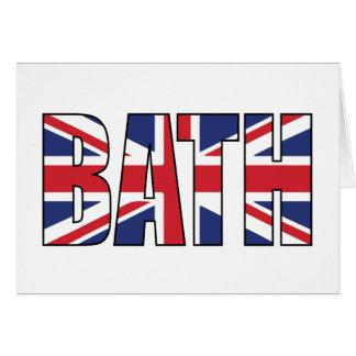Bath Card
