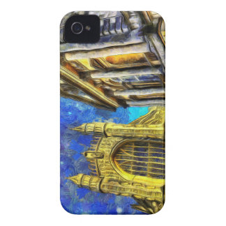 Bath City Van Gogh Case-Mate iPhone 4 Cases