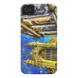 Bath City Van Gogh iPhone 4 Covers