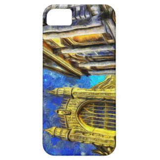 Bath City Van Gogh iPhone 5 Cases