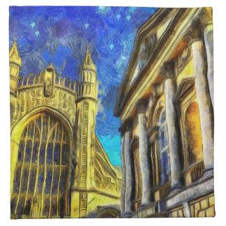 Bath City Van Gogh Napkin