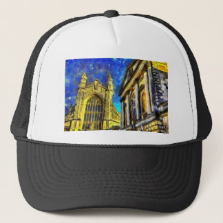 Bath City Van Gogh Trucker Hat