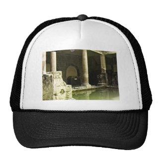 Bath England 1986 Roman Bath1 snap-18333 jGibney T Mesh Hats