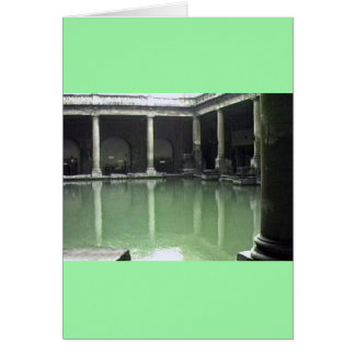 Bath England 1986 Roman Bath1 snap-23487 jGibney T Cards
