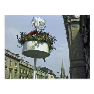 Bath England 1986 Roman Bath1a snap-24056 jGibney Post Card