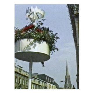 Bath England 1986 Roman Bath1a snap-24056 jGibney Postcard