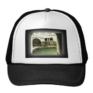 Bath England 1986 Roman Bath1b snap-14067 jGibney Trucker Hats