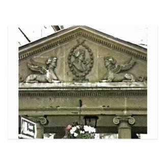 Bath England 1986 Roman Bath1c snap- 23849 jGibney Post Cards
