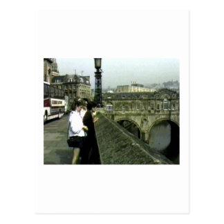 Bath England 1986 snap11240a jGibney The MUSEUM Za Postcard