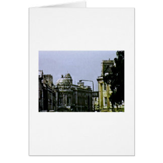 Bath England 1986 snap-0719a1 jGibney The MUSEUM Z Greeting Card