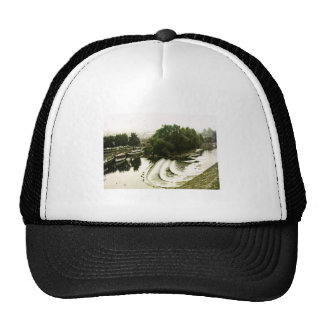Bath England 1986 snap-11062art jGibney The MUSEUM Trucker Hat