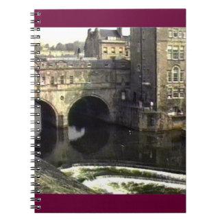 Bath England 1986 snap-11409a jGibney The MUSEUM Z Notebook