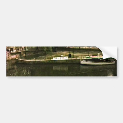 Bath England 1986 snap-11510a jGibney The MUSEUM Z Bumper Stickers