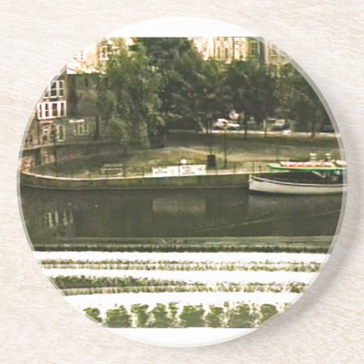 Bath England 1986 snap-11510a jGibney The MUSEUM Z Beverage Coasters