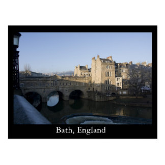 Bath, England Postcard