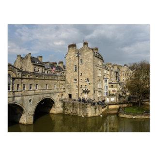 Bath England Postcard