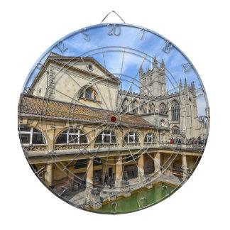 Bath England - Roman Baths Dart Boards
