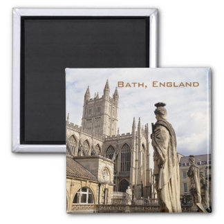 Bath England Travel Souvenir Fridge Magnet
