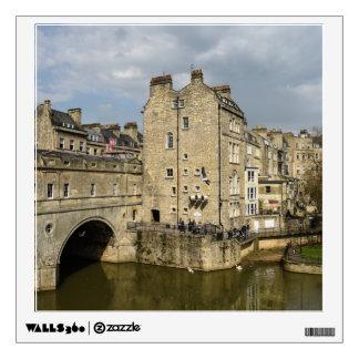 Bath England Wall Sticker