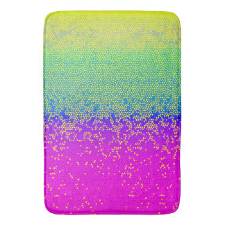 Bath Mat Glitter Star Dust